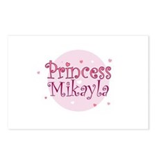 Mikayla Postcards (Package of 8)