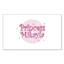 Mikayla Rectangle Decal