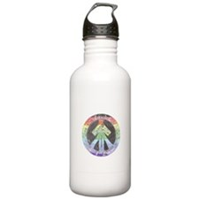 Peace and Love Water Bottle