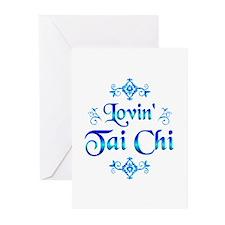 Lovin Tai Chi Greeting Cards (Pk of 20)