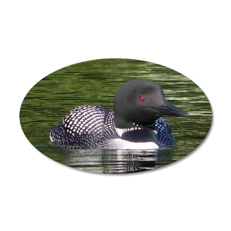 Lone Loon Wall Decal