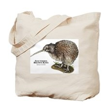 Southern Brown Kiwi Tote Bag