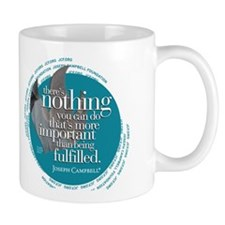 """Being Fulfilled"" Coffee Mug"