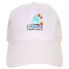 Okuma Sailing Club & Resort Baseball Cap