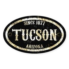 Tucson Riveted Grunge Decal