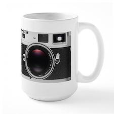 Retro Style Camera Mug