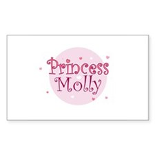 Molly Rectangle Decal