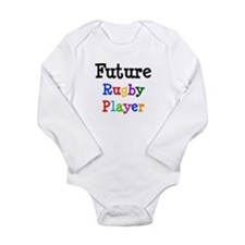 Future Rugby Player Body Suit