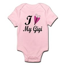 I Heart My Gigi Infant Bodysuit