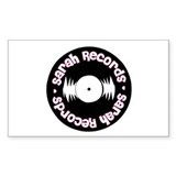 """Sarah Records"" Rectangle Decal"