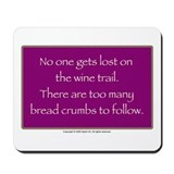 Wine Trail Mousepad