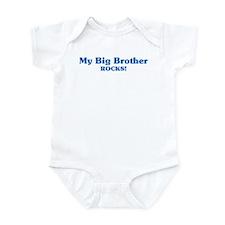 Big Brother Rocks Infant Bodysuit