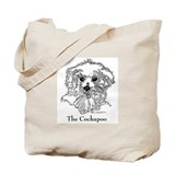 The Cockapoo Tote Bag