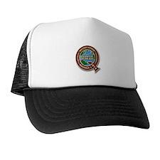 Funny Sea Trucker Hat