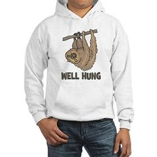 The Well Hung Sloth Hoodie