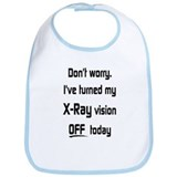 X-ray Vision Off Bib