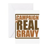 Real Gravy Greeting Cards (Pk of 10)