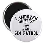 Sin Patrol Magnet