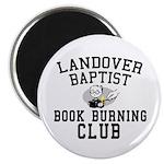 Book Burning 101 Magnet