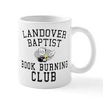 Book Burning 101 Mug