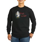 What the Duck Long Sleeve Dark T-Shirt
