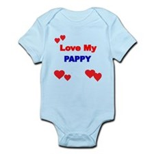LOVE MY PAPPY Body Suit