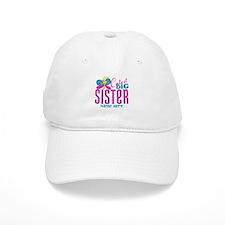 Personalized Big Sister Cap