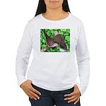 Ringneck Doves Women's Long Sleeve T-Shirt