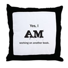 Yes, I AM - Throw Pillow