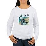 Rock Doves Women's Long Sleeve T-Shirt
