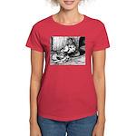 Splash English Trumpeter Women's Dark T-Shirt