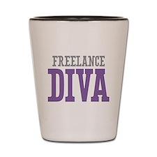 Freelance Shot Glass
