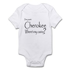 Cherokee Humor Infant Bodysuit