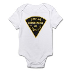 Indiana Correction Infant Bodysuit