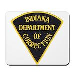 Indiana Correction Mousepad