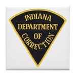 Indiana Correction Tile Coaster