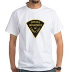 Indiana Correction White T-Shirt