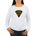 Indiana Correction Women's Long Sleeve T-Shirt