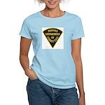 Indiana Correction Women's Pink T-Shirt