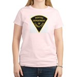 Indiana Correction Women's Pink T-Shirt