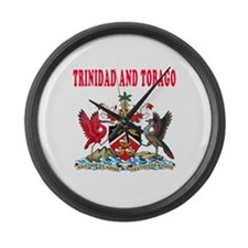 Trinidad and Tobago Coat Of Arms Designs Large Wal