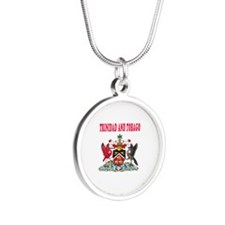Trinidad and Tobago Coat Of Arms Designs Silver Ro