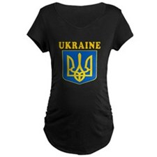Ukraine Coat Of Arms Designs T-Shirt