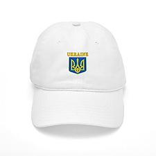 Ukraine Coat Of Arms Designs Baseball Cap