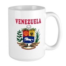 Venezuela Coat Of Arms Designs Mug