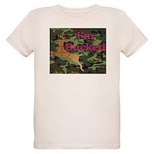 Im Bucked - Camo T-Shirt