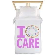 I Donut Care Twin Duvet