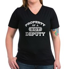 Property of a Hot Deputy Shirt