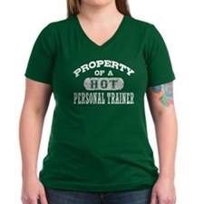 Property of a Hot Personal Trainer Shirt