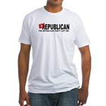 Ex-Republican Fitted USA T-Shirt